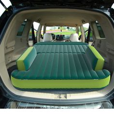 $119 - Amazon - SmartSpeed® SUV Car Air Bed for Travel Car Back Seat Air Mattress