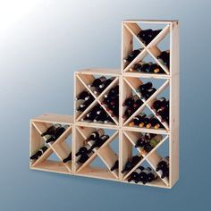 The Effective Pictures We Offer You About DIY Wine Rack modern A quality picture can tell you many things. You can find the most beautiful pictures that can be presented to you about DIY Wine Rack ide Wine Bottle Rack, Wine Glass Rack, Wood Wine Racks, Wine Bottle Storage, Bottle Opener, Bottle Holders, Wine Bottles, Vin Palette, Wine In The Woods