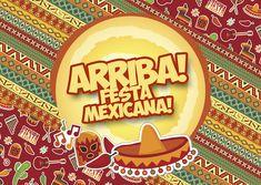 Festa Mexicana – Kit Festa Adulto!