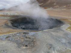 Krater am Námafjall (Mývatn)