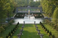 Nemours Mansion and Gardens in Wilmington, DE