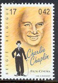 Bélgica - Charlie Chaplin
