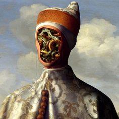 Arte Parásito II Lámina por dividus | Society6
