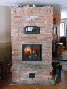 Building a Custom Masonry Heater