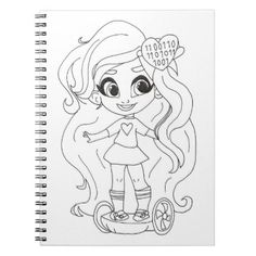 Раскраски 171 Кукла загадка Hairdorables 187 171 187 Digi