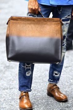10 Useful Tote Bags Men Should Check Out Denim Armband, Fendi, Suitcase Decor, Fashion Bags, Mens Fashion, Best Tote Bags, Men's Totes, Best Wallet, Messenger Bag Men