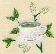 Machine Embroidery Designs at Embroidery Library! - Color Change - A4696