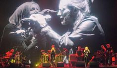 Thom Yorke Joins Portishead On Stage at Latitude Festival Beth Gibbons, Thom Yorke, Album Covers, Stage, Concert, Scrapbooks, Third, Portraits, Icons