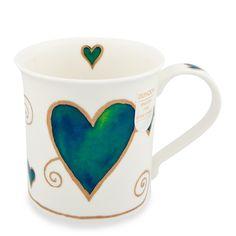 """SOoooo want this mug > """"Romeo"""" by Dunoon"""