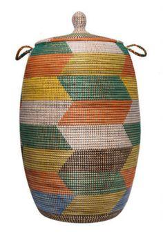 Dar Leone - Senegalese Woven Hampers