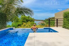 pool villa Tongsa Bay Koh Samui