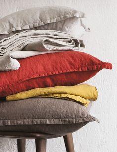 plus de 1000 id es propos de linge de lit lin sur pinterest linge de maison indigo et rouge. Black Bedroom Furniture Sets. Home Design Ideas