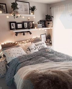43 Cute and Girly Bedroom Ideas Decorating Tips for Girl | Justaddblog.com,