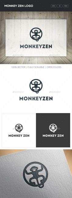 Monkey Zen Logo