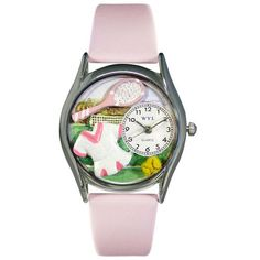 Tennis Watch (Female) Small Silver Style, Sports Watches | Whimsical Watches