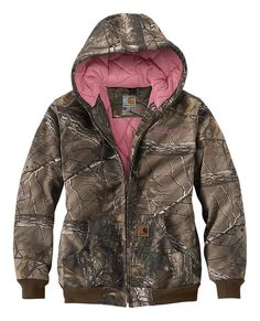 Carhartt Camo Active Jac for Ladies | Bass Pro Shops
