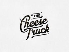 30 logos originaux autour de la restauration et des Food Trucks - Inspiration graphique #20 | BlogDuWebdesign