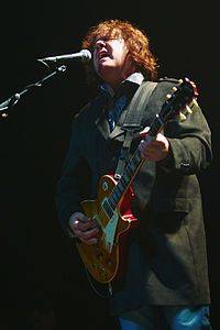 Gary Moore - It's a shame to have lost such a talent to drinking.