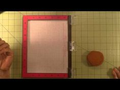 MISTI stamping tool- YouTube