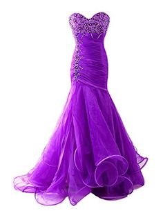 Dresstells Women's Sweetheart Organza Prom Dress Evening Gown with Beads Purple Size 6 Dresstells http://www.amazon.co.uk/dp/B00U72L9U6/ref=cm_sw_r_pi_dp_Mcmdxb1DQXCF8