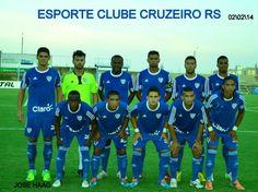 ESPORTE CLUBE CRUZEIRO RS  PRIMEIRA DIVISÃO GAÚCHA : CAMPEONATO  GAÚCHO