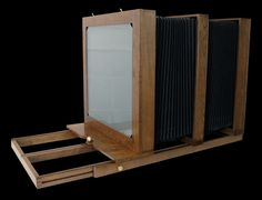 Black Art Woodcraft > Cameras > The Q 20x24 Studio Camera