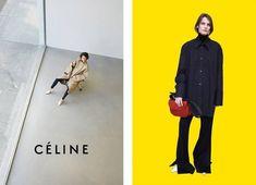 Celine Fall Winter 2016.17 Campaign by Juergen Teller