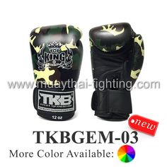 TOP KING Boxing Gloves Empower Creativity TKBGEM-03 Army - Made with Injected moulded Foam, system designed to withstand the toughest workouts. - Made of genuine Leather with a full wrap around velcro closure. - Sizes: 8 oz, 10 oz, 12 oz, 14 oz, 16 oz and 18 oz. - Color: Green, Gray Check it out at http://www.muaythai-fighting.com/top-king-boxing-gloves-emp… ‪#‎muaythai‬ ‪#‎topkinggloves‬ #muaythai-fighting