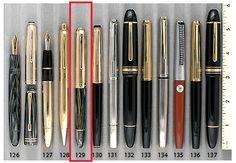 Extraordinary Pens - Montblanc Masterpiece