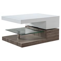 Christophr Knight Home Coffee Table - White