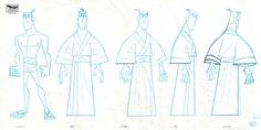 Living Lines Library: Samurai Jack (TV Series 2001–2004)
