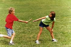 5 Fun Outside Games to Get Kids Running