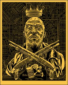 """The Wire - """"King of Baltimore"""" - Tim Doyle"""