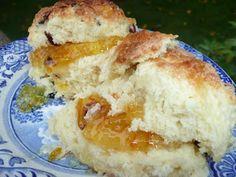 Everyday Dutch Oven: Scones, Scottish cranberry buttermilk scones