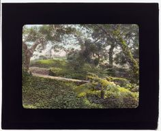 """Glen Oaks,"" James Hobart Moore house, East Valley Road, Montecito, California. (LOC)"