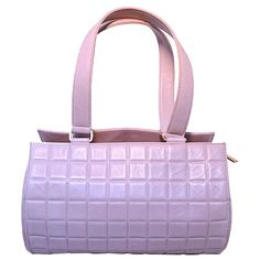 Chanel Lilac Quilted Leather Shoulder Bag    €2.595,07