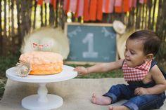 smash the cake menino bh fazendinha bolo laranja