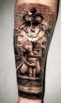 Tattoo Pai E Mae, Best Sleeve Tattoos, Tattoos For Kids, Tatoos, Skull, Dad Daughter Tattoo, Tattoo For Son, Lion Arm Tattoo, Father And Son