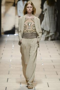 Trussardi - Spring/Summer 2016 Ready-To-Wear - MFW (Vogue.co.uk)