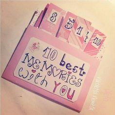 10 bellos recuerdos