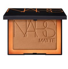 NARS Laguna Bronzer, now in a matte formula. Perfect for contouring and sculpting, or an allover natural glow. How will you wear your new Laguna NARS Matte Bronzing Powder? Nars Cosmetics, Irises, Sephora, Nars Laguna, Highlighter And Bronzer, Best Matte Bronzer, Nyx Matte, Matte Lipsticks, Makeup Lipstick