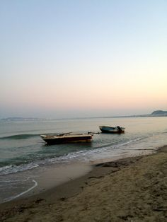 Adriatic Sea, Durres Albania Holiday Resort, Adriatic Sea, Southern Europe, Amazing Pics, Sea And Ocean, Travel Europe, Albania, Great Places, Boats