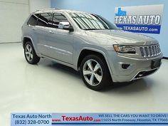 eBay: 2014 Jeep Grand Cherokee WE FINANCE! 2014 OVERLAND PANO SUNROOF NAVIGATION REAR CAMERA TEXAS AUTO #jeep #jeeplife usdeals.rssdata.net