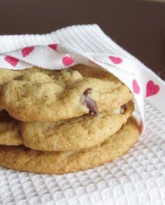 Multigrain Gluten-Free & Vegan Chocolate Chip Cookies Recipe