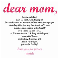 mom letters quote addicts with regard happy birthday family tapestry frank happy birthday letter mother son his love mom diary and knuckles stofix