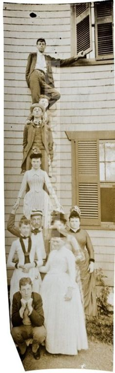 bizarre photos past 6 Some of the stranger old timey photos you will ever see (36 Photos)