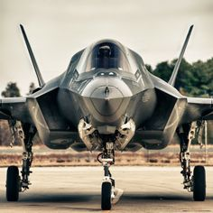 F'd: How the U.S. and Its Allies Got Stuck with the World's Worst New Warplane