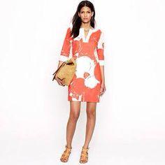 Tunic dress - style not pattern