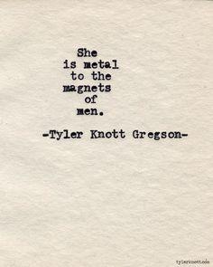 Typewriter Series #405 by Tyler Knott Gregson