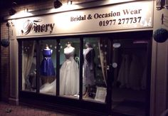 evening at finery bridal